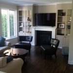 Photo / Ottawa Construction / Restoration / Paint / Light Fixture Installation / Hardwood Flooring