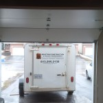 Photo / Mount Shannon / Garage door installation /