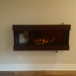 Image / Basement Renovation / Broadview Project / Fireplace Installation
