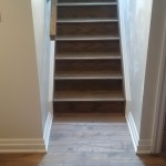 Image / Basement Renovation / Staircase / Baseboard and Trim Work